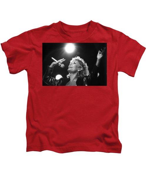 Petula Clark  Kids T-Shirt