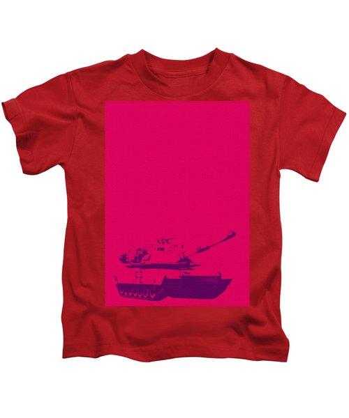 Pink Tank Kids T-Shirt