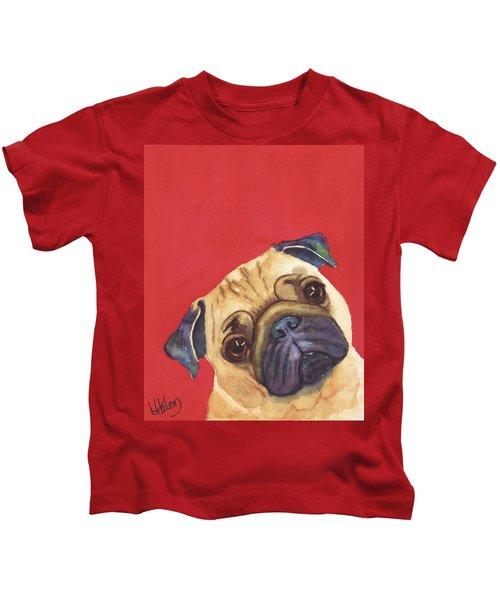 Pug 2 Kids T-Shirt