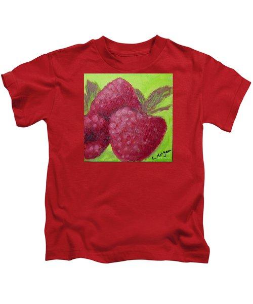 Raspberries Kids T-Shirt