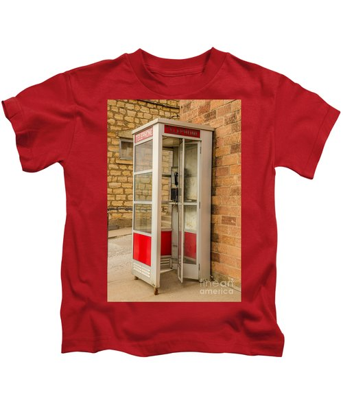 Before Cell Phones Kids T-Shirt