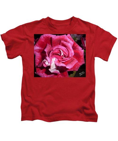 Red Beauty 2  Kids T-Shirt