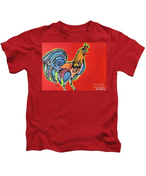 Red Rooster Kids T-Shirt