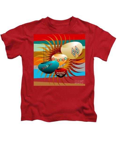 Sedona Still Life 2012 Kids T-Shirt