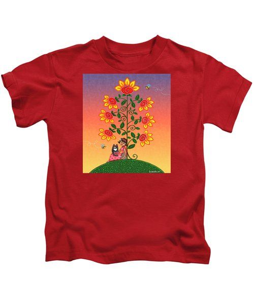 She Is Life Barnes And Noble Kids T-Shirt