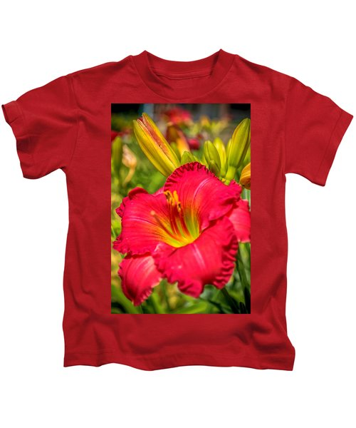 Simple Lily Kids T-Shirt