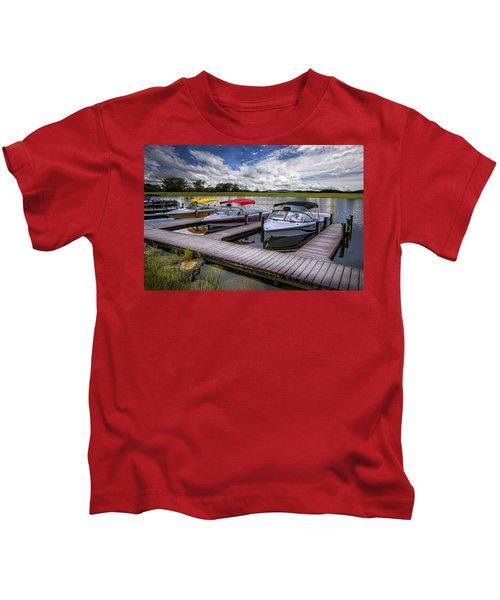 Ski Nautique Kids T-Shirt