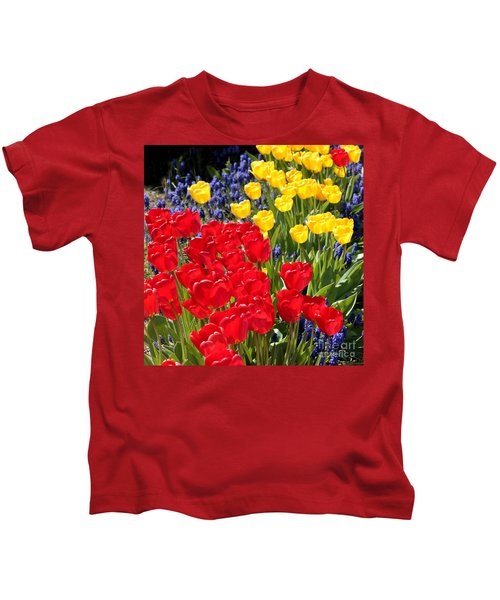 Spring Sunshine Kids T-Shirt
