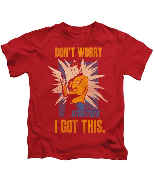 Star Trek - Got This Kids T-Shirt