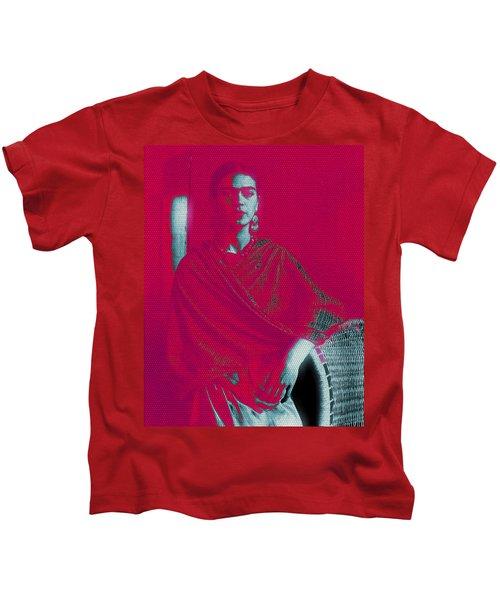 Strange Frida Kids T-Shirt