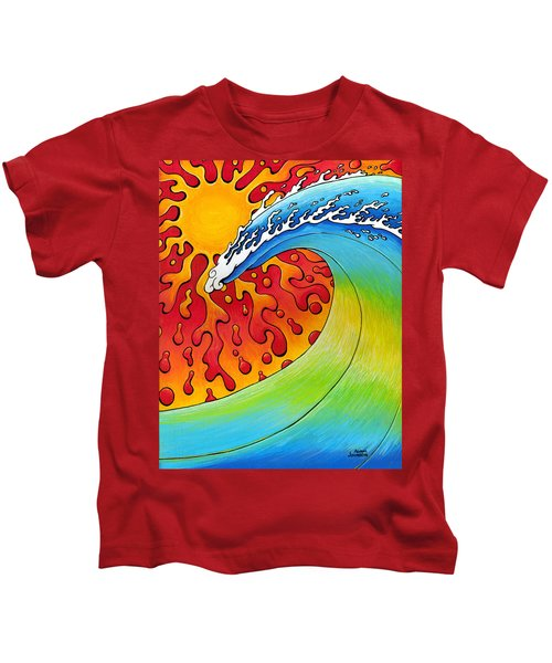 Sun And Surf Kids T-Shirt