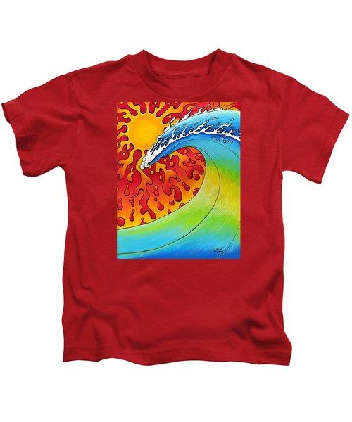 Sun And Surf Kids T-Shirt