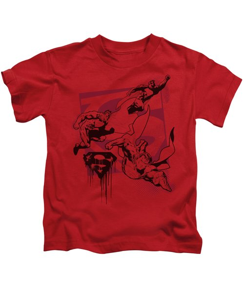 Superman - Omnipresent Kids T-Shirt