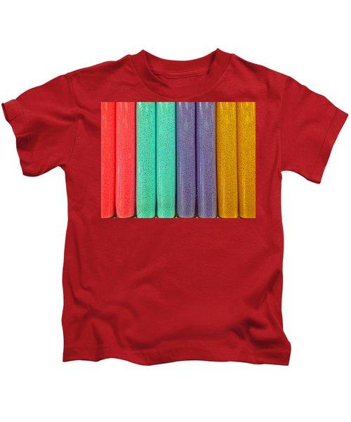 Sweet Colors Kids T-Shirt