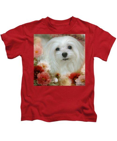 Sweet Snowdrop Kids T-Shirt