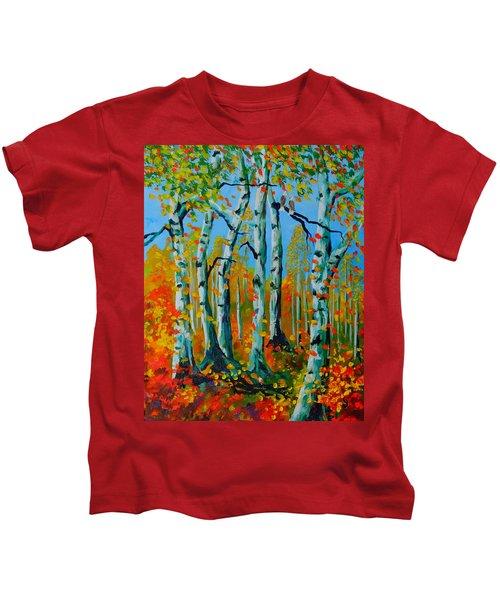 The Aspens Kids T-Shirt