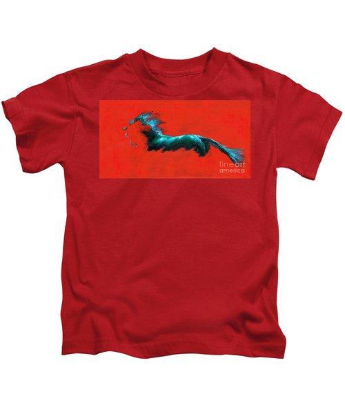 The Beginning Of Life Kids T-Shirt