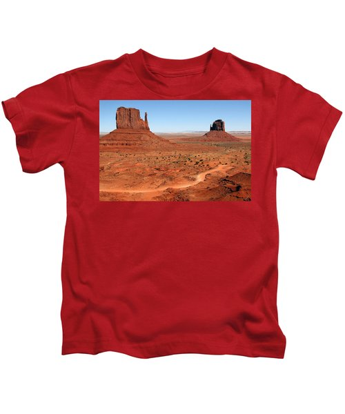 The Famous Mittens Kids T-Shirt