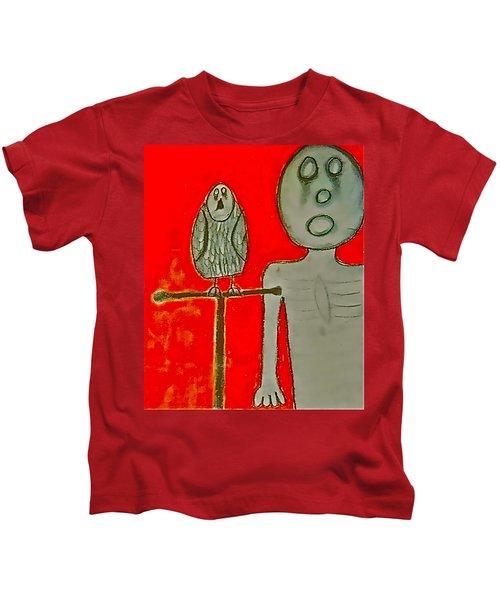 The Hollow Men 88 - Bird Kids T-Shirt