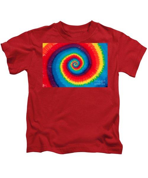 Tie Dye Kids T-Shirt