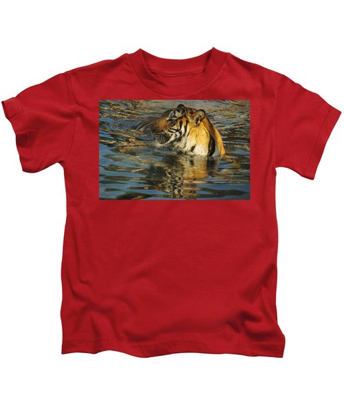 Tiger 3 Kids T-Shirt