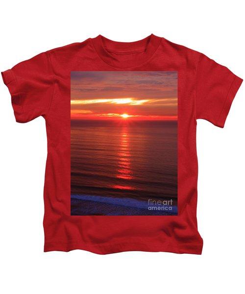Torrey Pines Starburst Kids T-Shirt