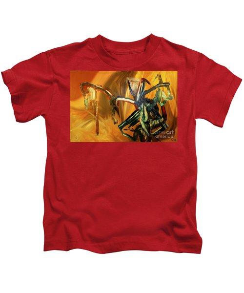 Undergrowth Disturbed Kids T-Shirt