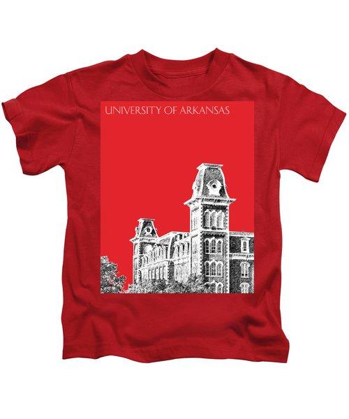 University Of Arkansas - Red Kids T-Shirt