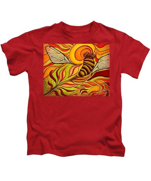 Wings Of Change Kids T-Shirt