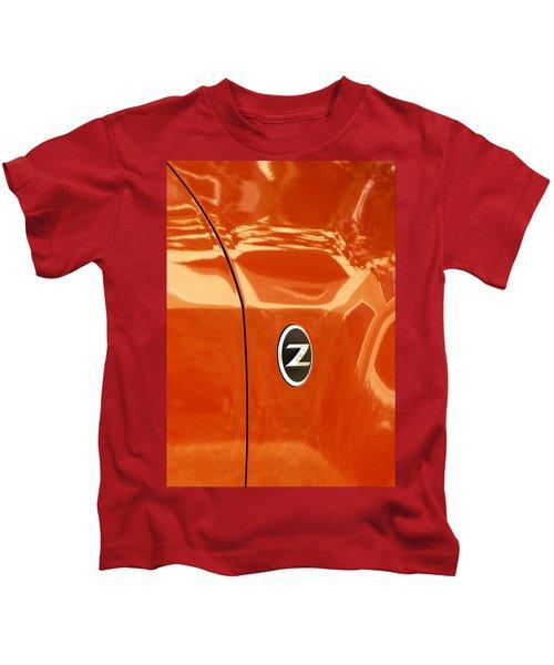Z Emblem P Kids T-Shirt