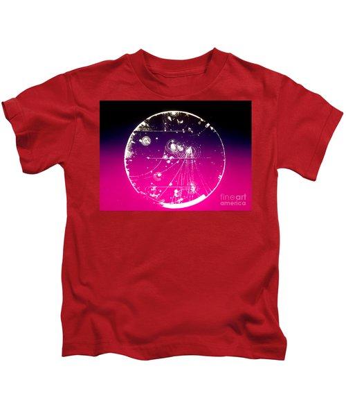 Proton-photon Collision Kids T-Shirt