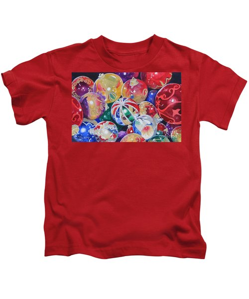 Colors Of Christmas ...sold  Kids T-Shirt