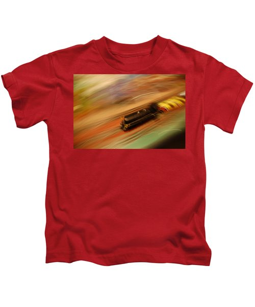 Fast Train Set Kids T-Shirt