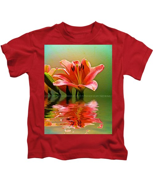 Flooded Lily Kids T-Shirt