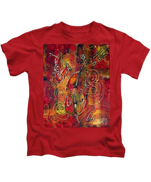 Jazz Kids T-Shirt