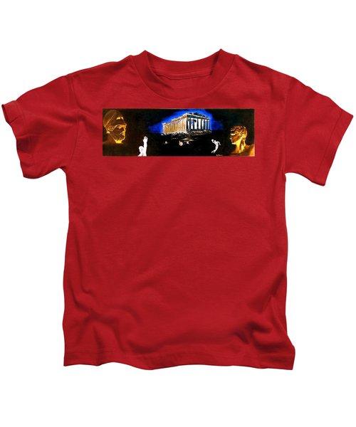 Mural - Night Kids T-Shirt