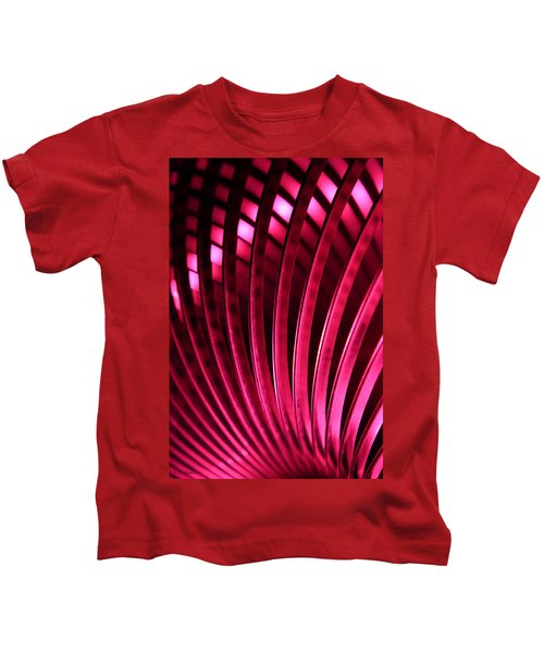 Poetry Of Light Kids T-Shirt