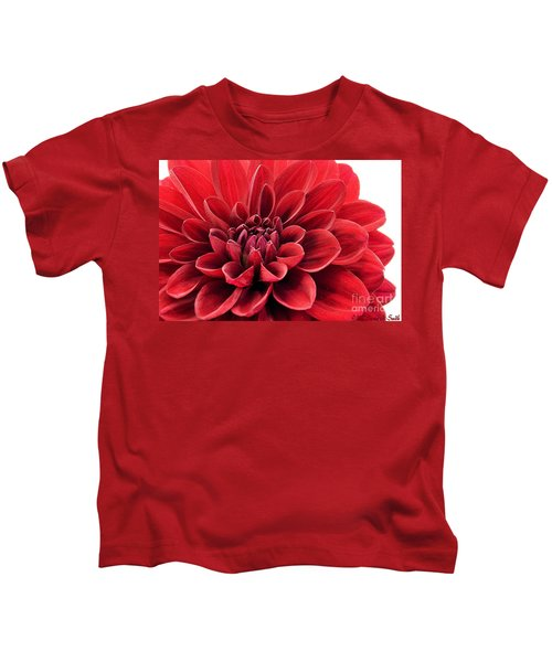Ruby Red Kids T-Shirt