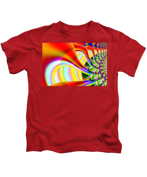 The Marching Band . S14 Kids T-Shirt