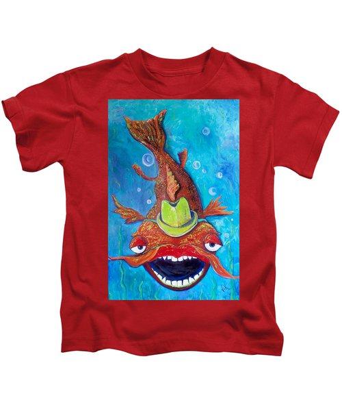 Catfish Clyde Kids T-Shirt