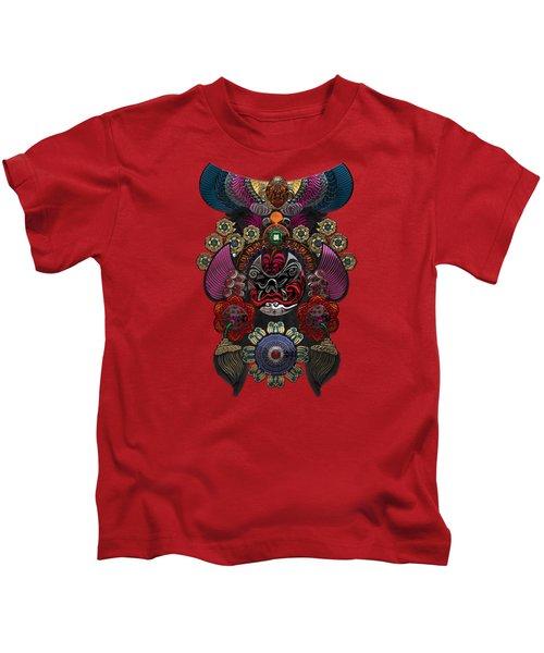 Chinese Masks - Large Masks Series - The Demon Kids T-Shirt