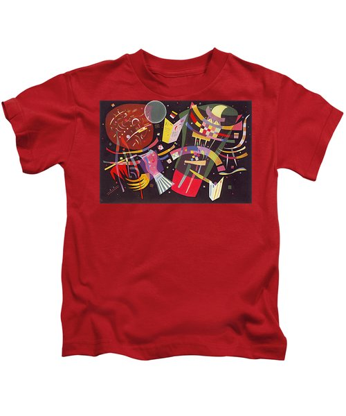 Composition X Kids T-Shirt