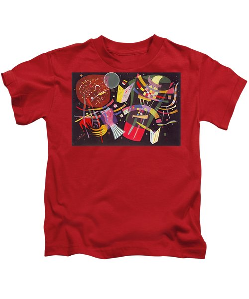 Composition X Kids T-Shirt