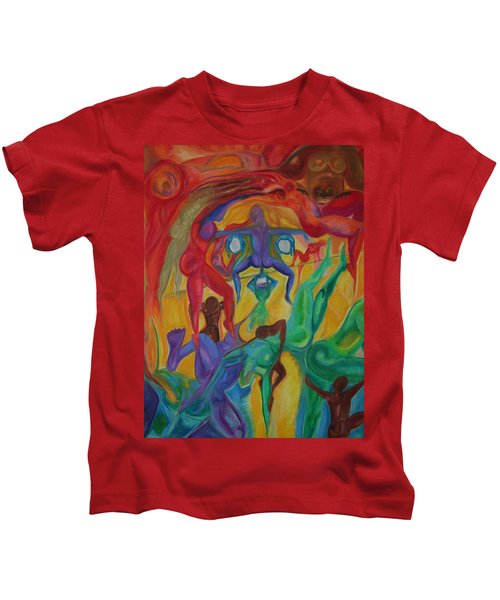 Mann I The Middle Kids T-Shirt
