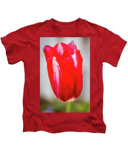 Red Tulip Kids T-Shirt