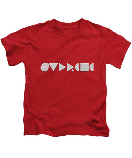 Supreme Being Embroidered Abstract - 2 Of 5 Kids T-Shirt