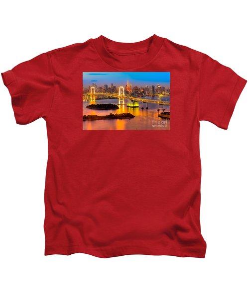 Tokyo - Japan Kids T-Shirt