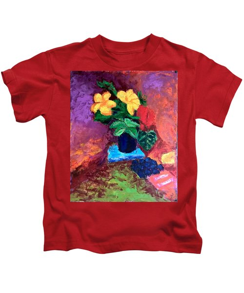 Warm Combination Kids T-Shirt