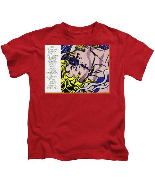 We Rose Up Slowly Kids T-Shirt