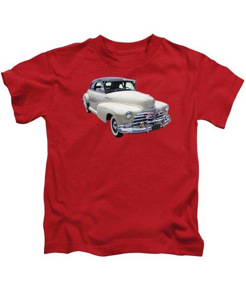 1948 Chevrolet Fleetmaster Antique Car Kids T-Shirt